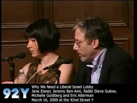 Why We Need a Liberal Israel Lobby