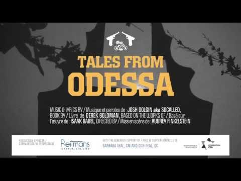 Socalled Tales From Odessa