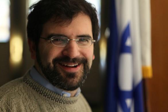 Asher Lopatin to head Yeshivat Chovevei Torah
