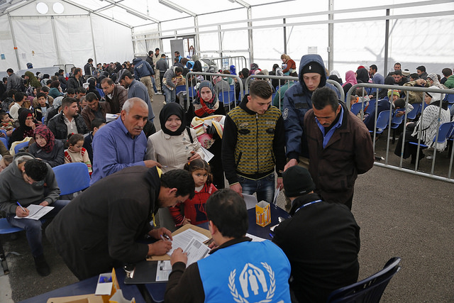 Why the Syrian Refugee Crisis Encourages Me to Talk about My Least Favorite Subject