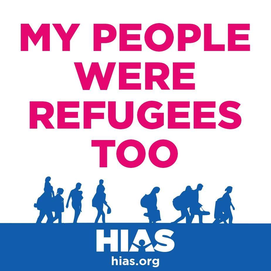 HIAS National Rabbinic Letter in Support of Welcoming Refugees