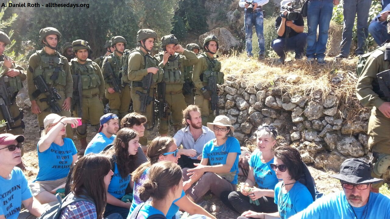 Five American Jews Who Fought the Occupation This Summer
