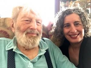 """My song speaks of my love for Israel: Theodore Bikel, z""""l speaks"""