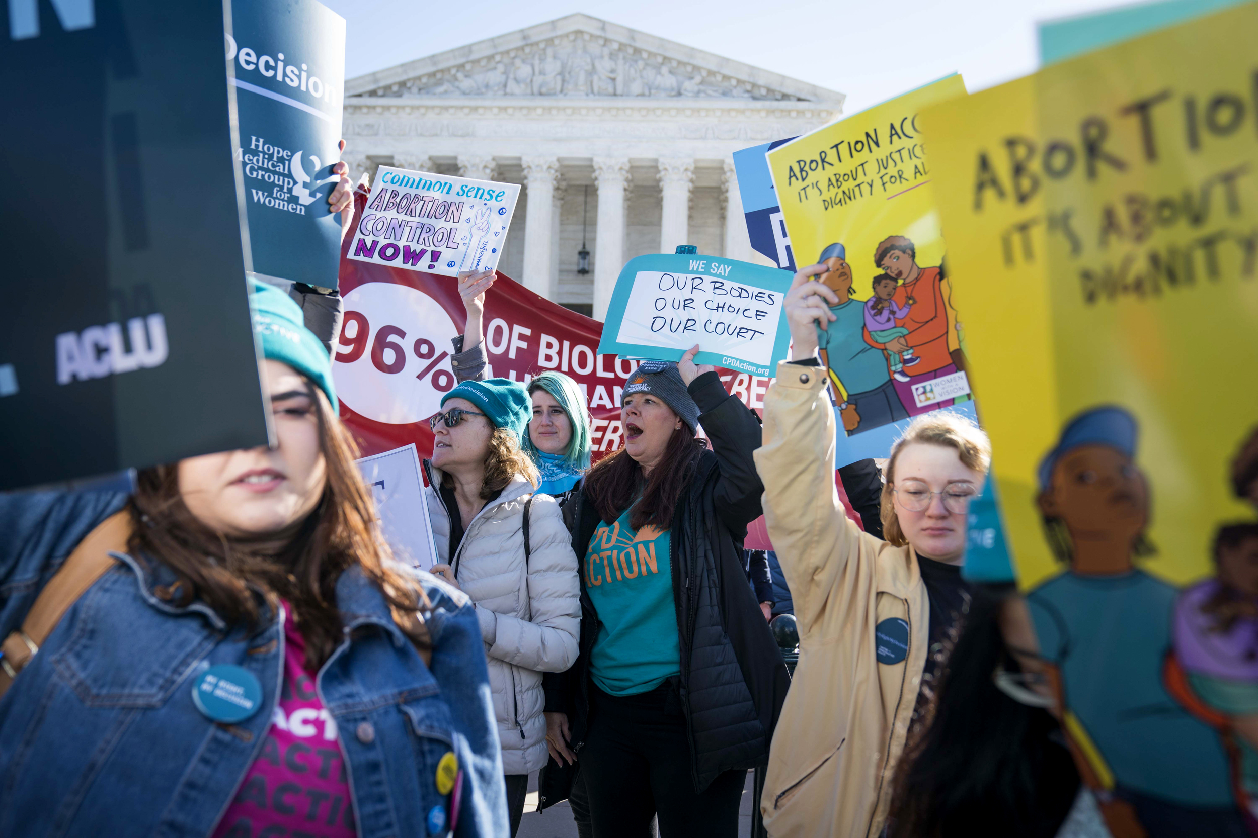 Abortion access is in danger right now: Here's what you should know and what you can do