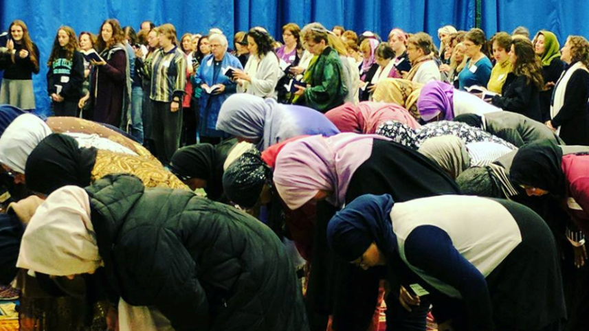 Addressing the Struggle of Women Leaders in Muslim and Jewish Community Organizing