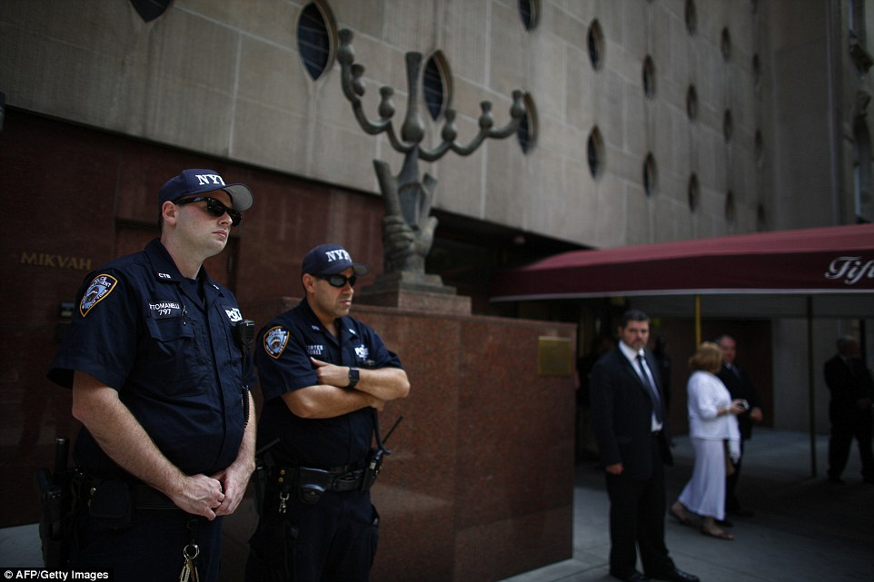 Anti-Semitism, Security, and What it Means to Be Protected