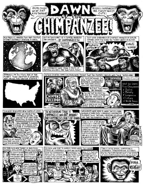 Fuel for Chimpanzee Truth