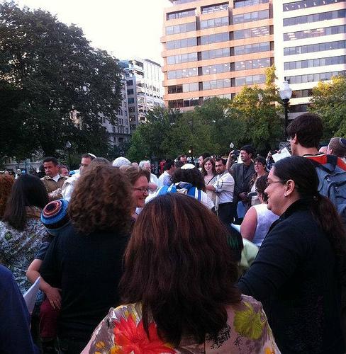 OccupyKst Kol Nidrei