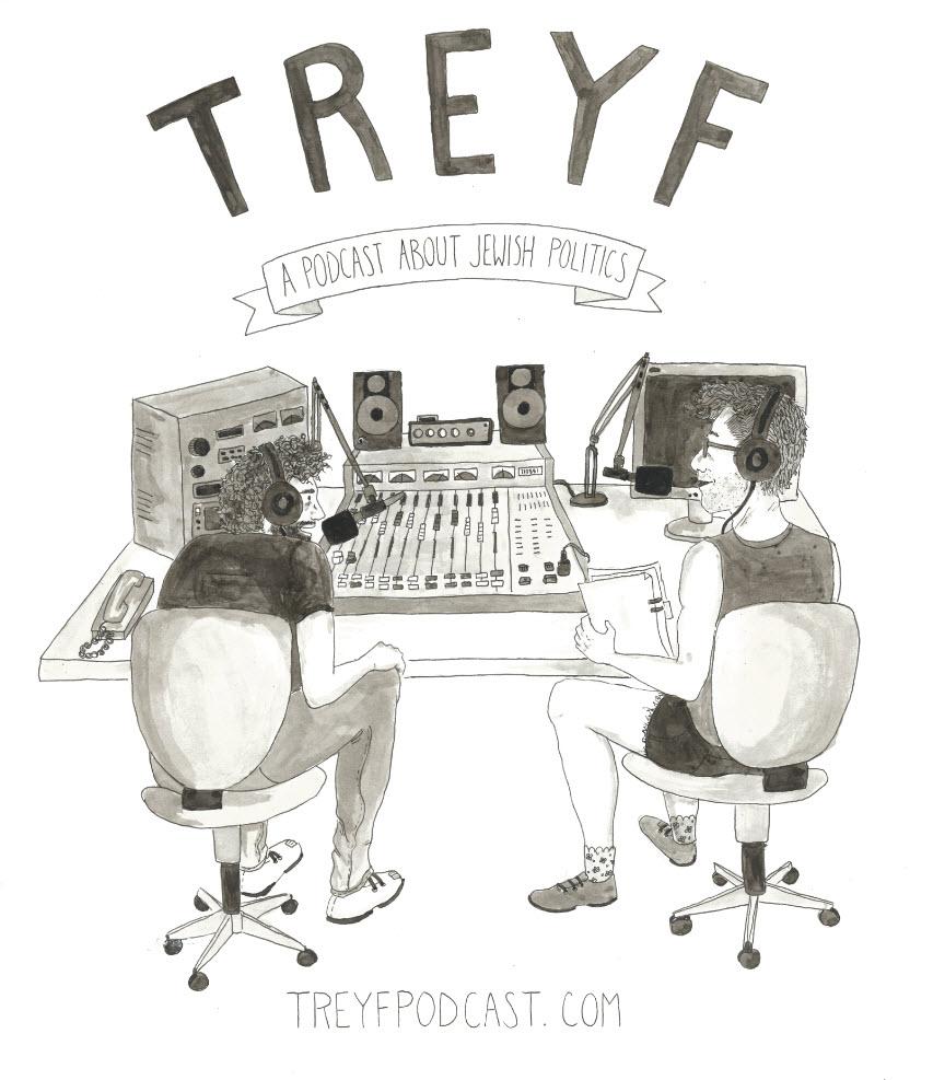 Treyf Podcast Ep 20: One Year Anniversary Extravaganza!