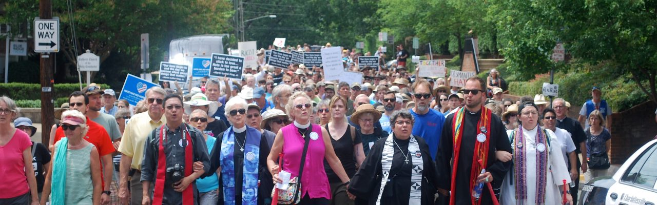 Combating Racism and Anti-Semitism in Charlottesville