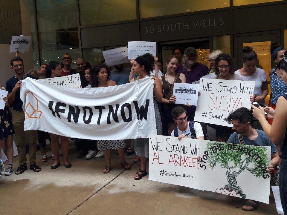 #ShabbatAgainstDemolition sweeps 15+ cities, 5 countries