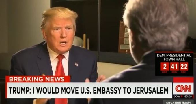The Jerusalem Embassy Move: Re-Reliving the Time I Denied Being Jewish
