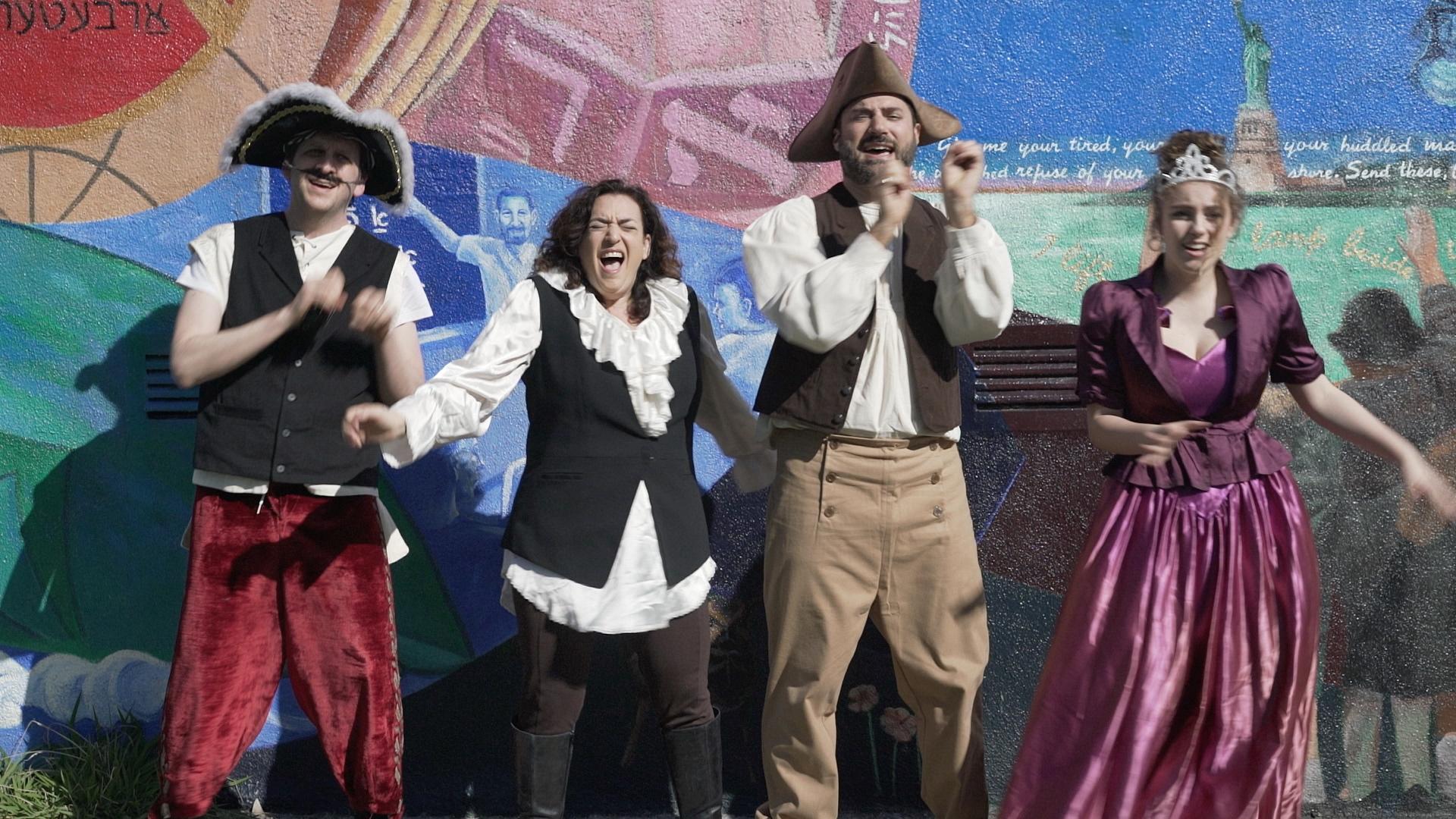 Hamalkah: A Purim Musical