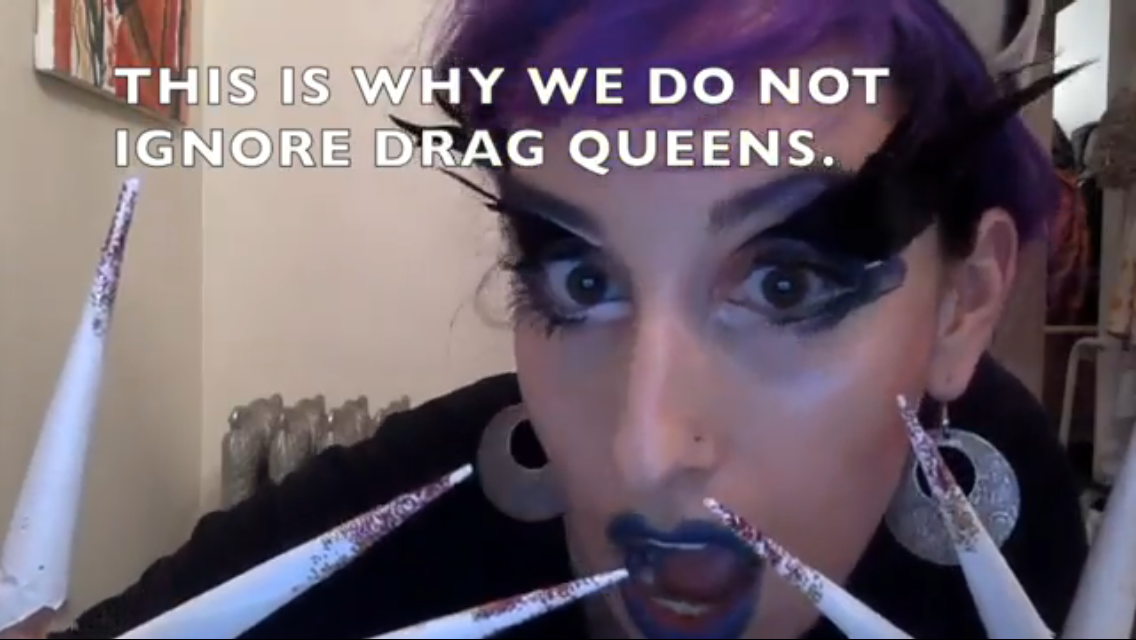 Why Is Yitro Like Watching Trump? (Find out with Drag Torah!)