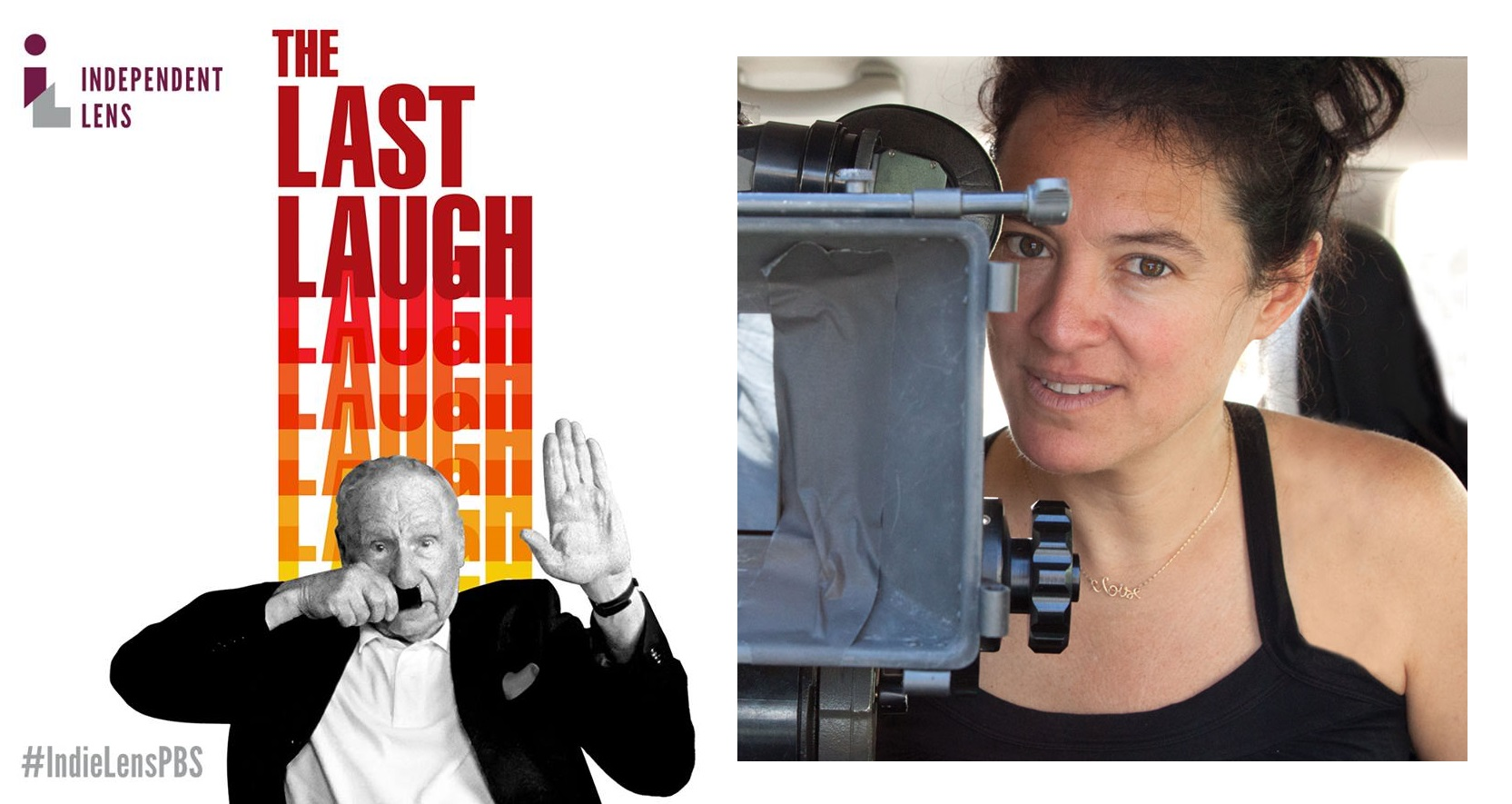 Interview with Ferne Pearlstein, filmmaker of The Last Laugh