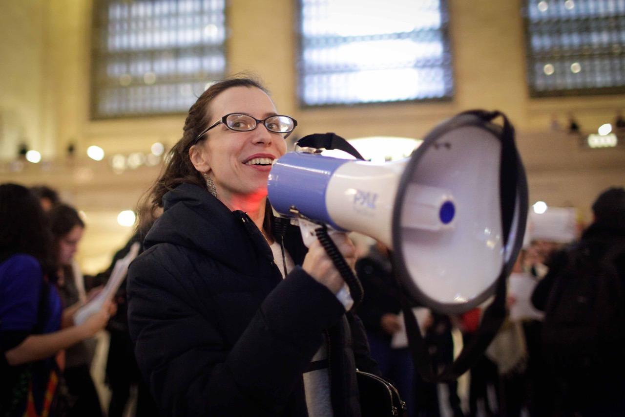 JFREJ Marching for Purpose for Ramarley Graham, photo credit Jake Ratner