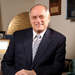 Malcolm Hoenlein, Executive Vice Chairman of the Conference of Presidents of Major American Jewish Organizations