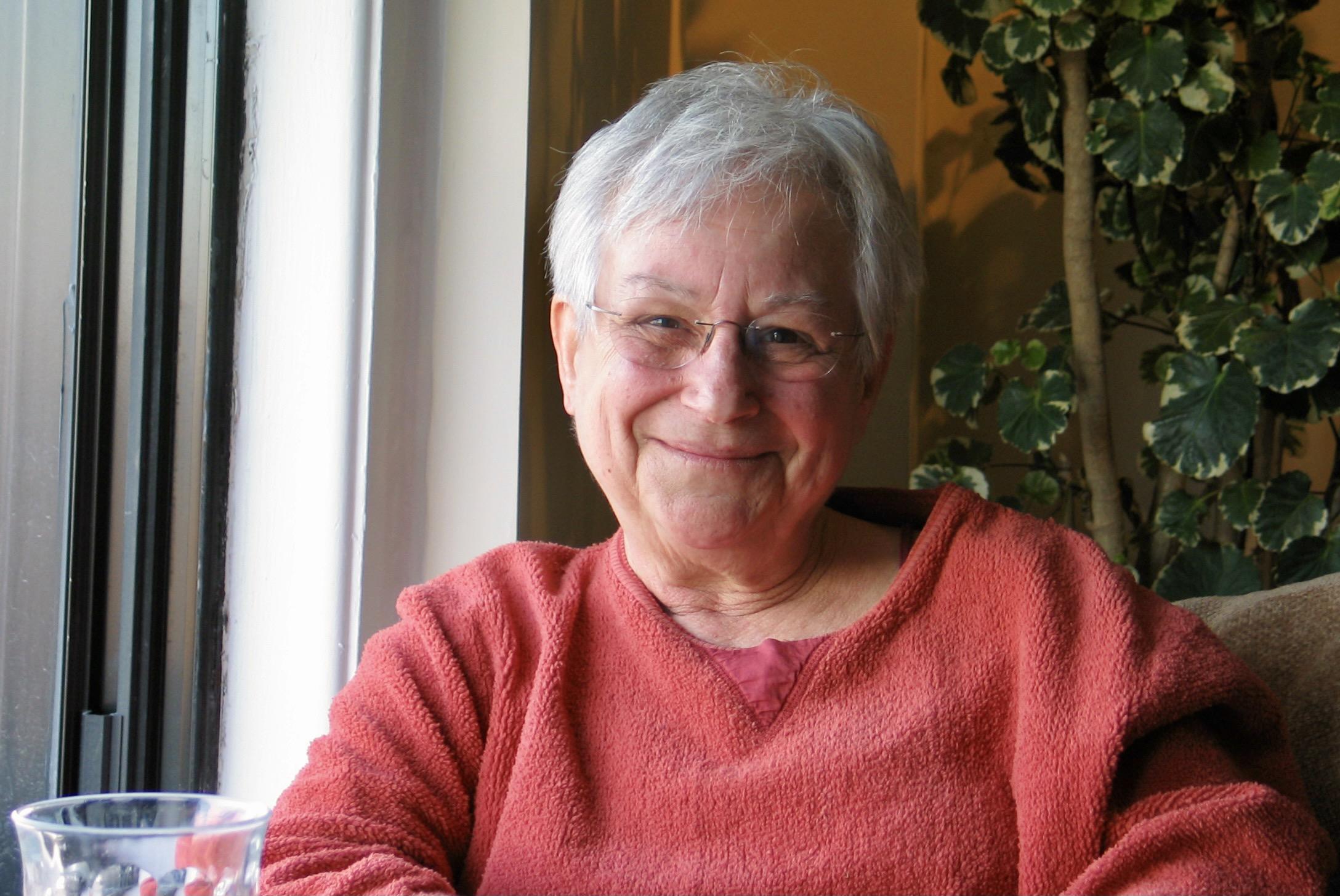 "Remembering Marcia Freedman, z""l"