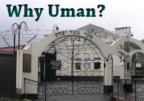 Murder near Rebbe Nachman's Grave
