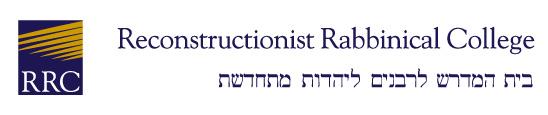Reconstructionist Rabbinical College logo RRC
