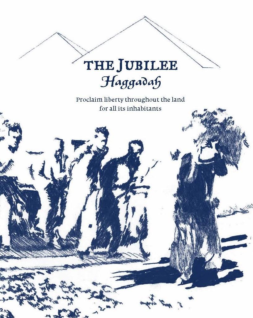 The Jubilee Haggadah