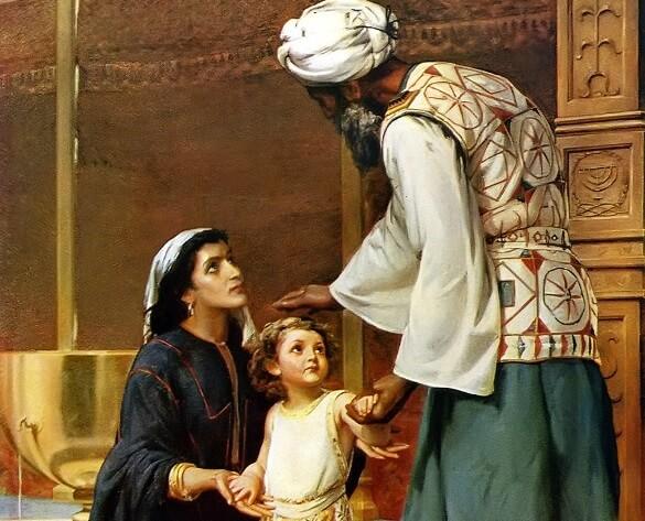God is a Foster Parent