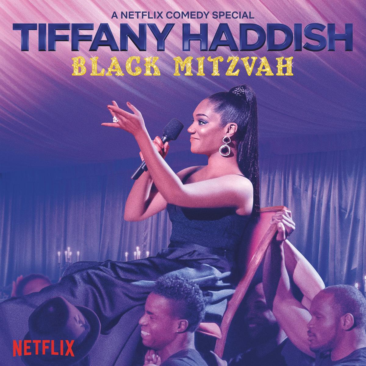 Mazel Tov, Tiffany Haddish