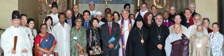 We are living in a multi-faith world and I am a multi-faith blog