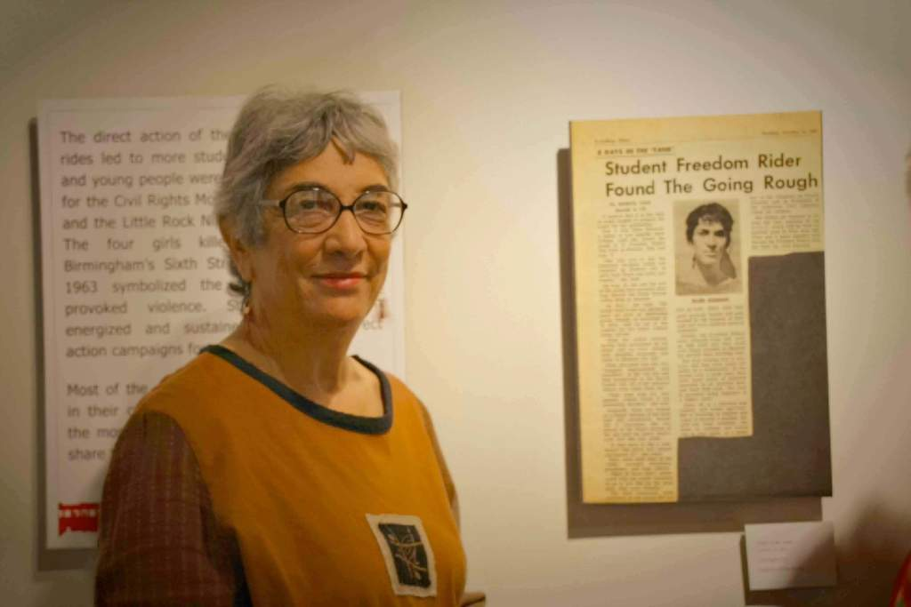 From the American South to the West Bank: A Freedom Rider Bears Witness to Human Rights in Israel/Palestine