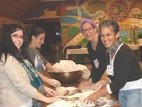 Scholarships and discounts available for the 2011 Hazon Food Conference August 18-21 in Davis, CA