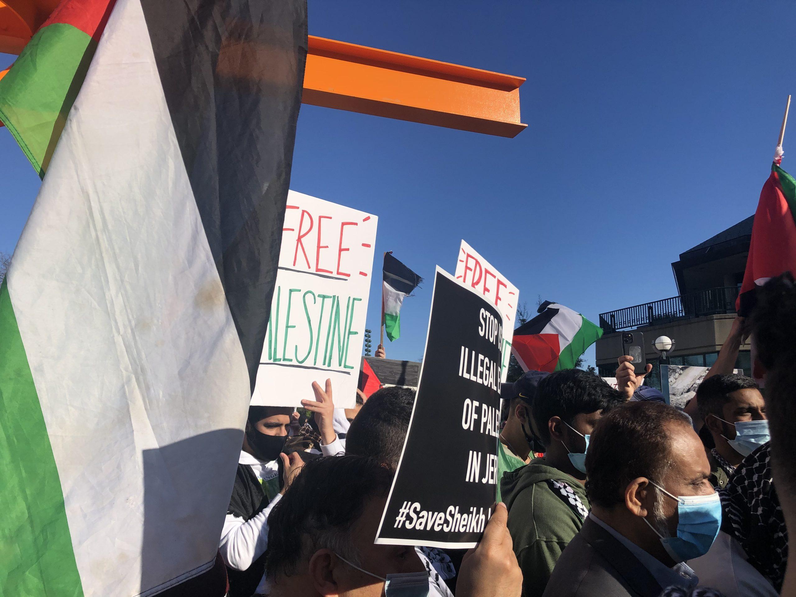 Poem for Radical Milwaukee #Free Palestine, 5/21