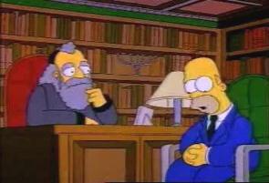 TBT: Blogging the Homer DOH!