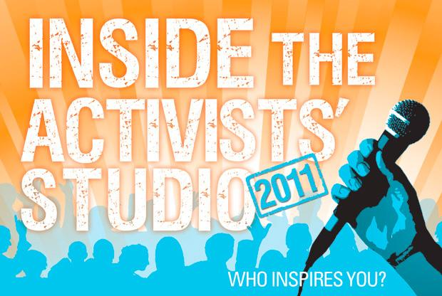 Sunday: Inside the Activitsts' Studio — Bay Area