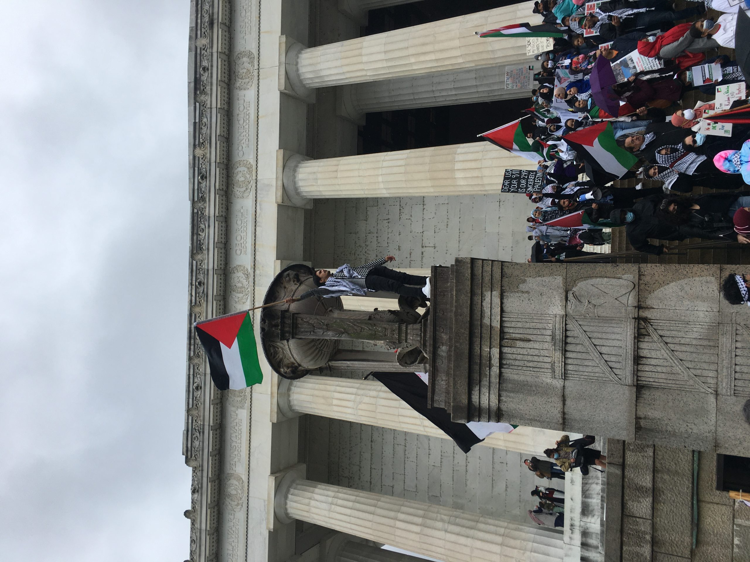 What I Heard When I Listened to People at the March for Palestine
