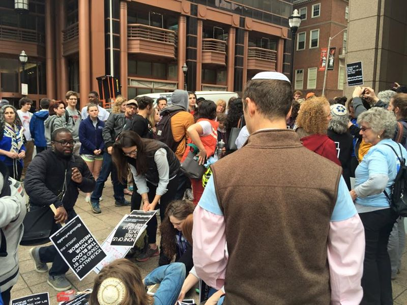 Incongruous – A Rabbi Marches with Baltimore