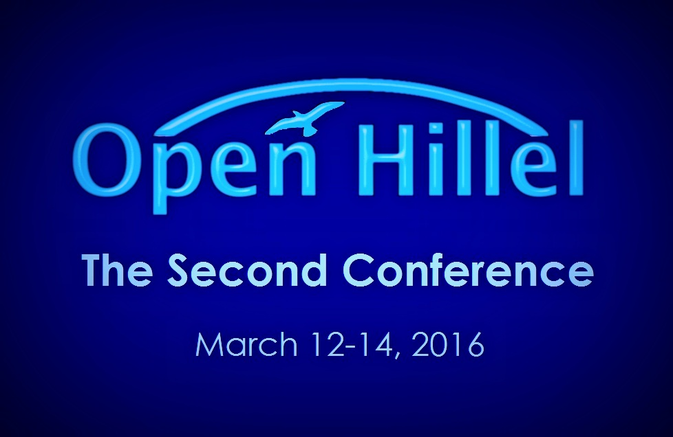 Open Hillel Announces Second Conference to Be Held in March
