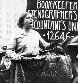 JWA Looks at Jewish Women in the Labor Movement