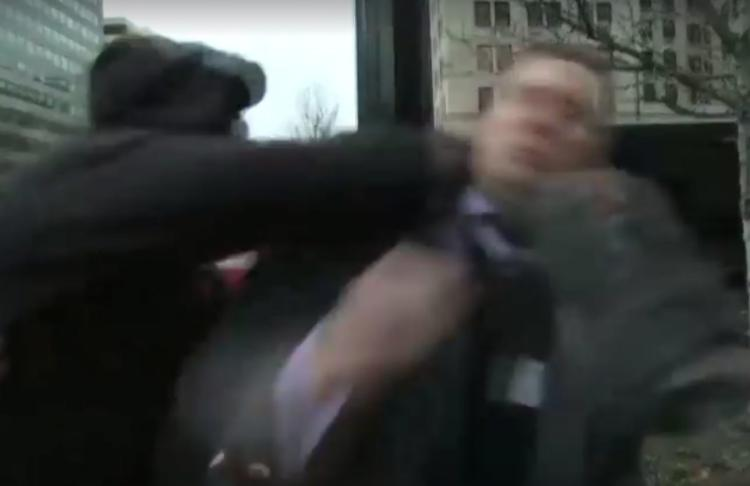 On The Punching of Richard Spencer