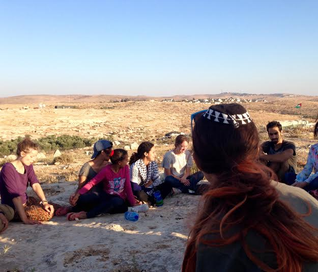 Shabbat in the South Hebron Hills: Embracing the Jewishness of Anti-Occupation Activism